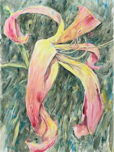 Twirled Tiger Lily